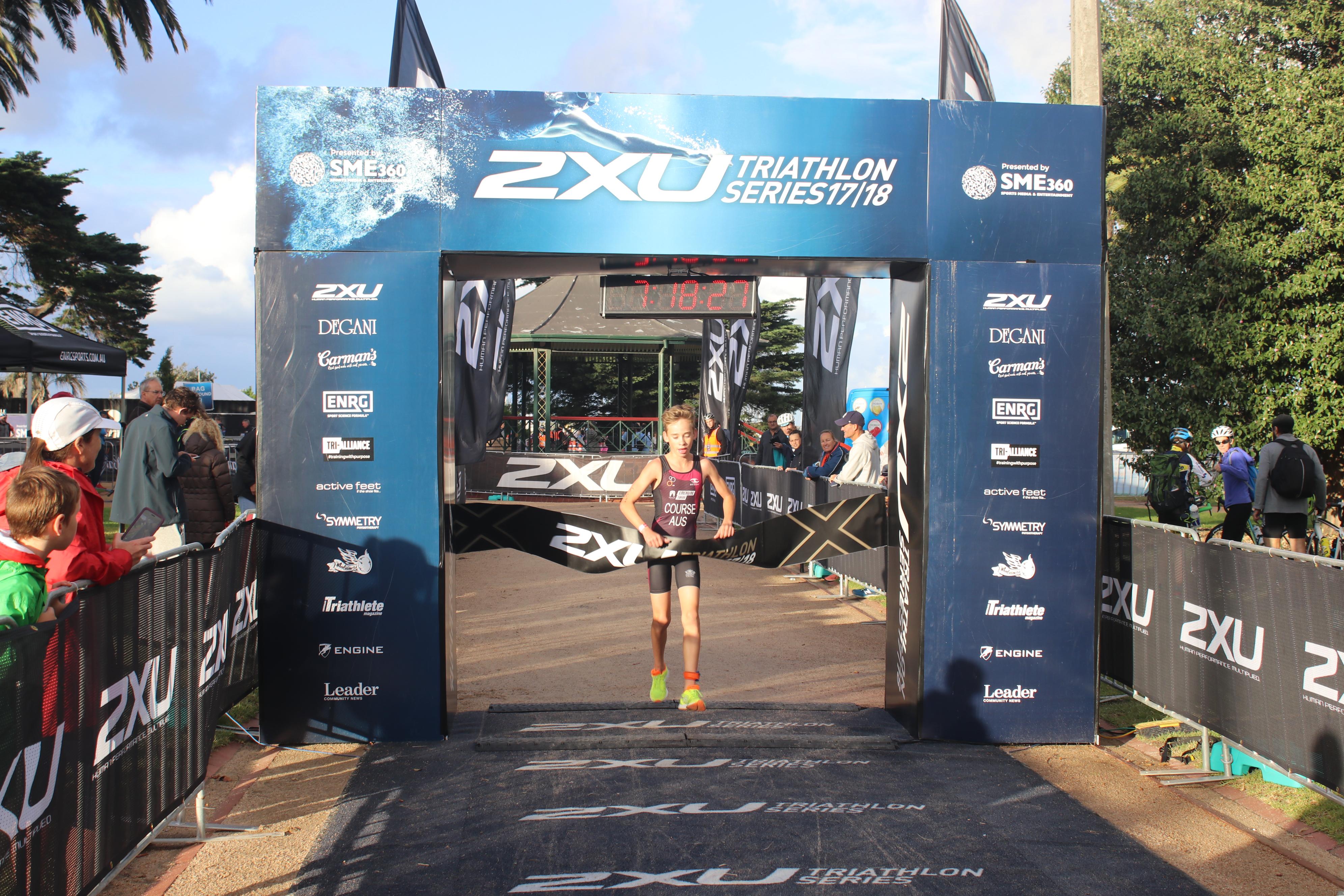 2XU Triathlon Series Race 3