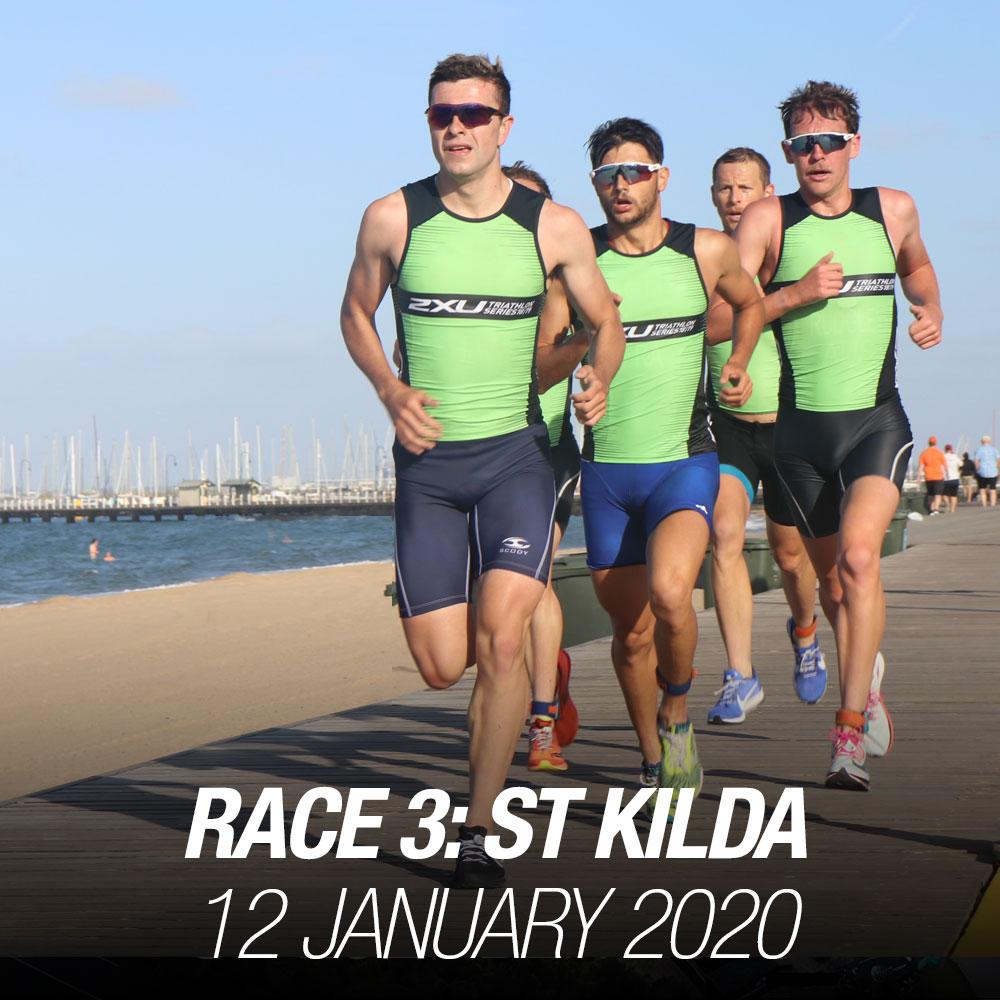 Victorian Triathlon Series - 2XU Triathlon Series